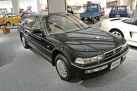 Honda Accord Inspire honda collection hall.JPG
