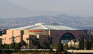 Honda Center Arena in California, United States