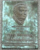 Hoover Plaque Poznan