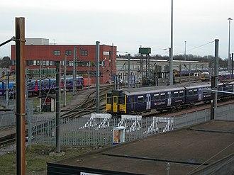 Bi the train tracks - 3 part 5