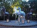 Horse sculptures in Kerava.jpg