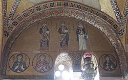 Hosios Loukas (narthex) - West wall, right 01 (October, 2014) by shakko.jpg