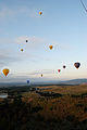Hot air balloons over Canberra 8.JPG