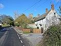 Houses Sixpenny Handley Dorset - geograph.org.uk - 130026.jpg