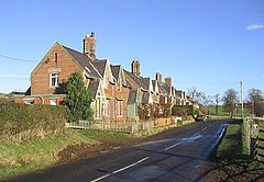 Houses at Howtel - geograph.org.uk - 301852.jpg