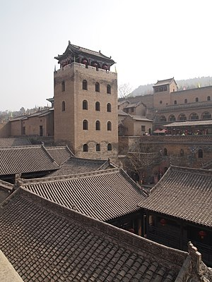 House of the Huangcheng Chancellor - The Tower of Rivers and Mountains