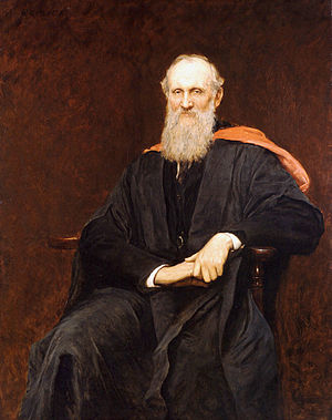 William Thomson, 1st Baron Kelvin - Lord Kelvin by Hubert von Herkomer