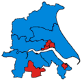 HumbersideParliamentaryConstituency2010Results2.png