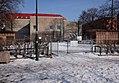 Hundrastgård mellan Södra Skolgatan och Bergsgatan, Malmö.jpg
