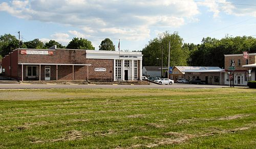 Huntland mailbbox