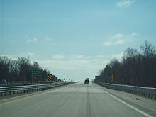 Photograph of I-196