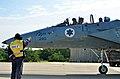 IAF McDonnell Douglas F-15D Improved Baz Yad Ha Nefetz (Shatterhand) with Operation 'Wooden Leg' success marking.jpg