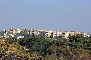 Jawaharlal Nehru National Urban Renewal Mission - Integrated Housing and Slum Development Programme (IHSDP) under JNNRUM for slum improvement and rehabilitation