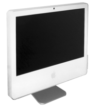 This case design housed the iMac G5s and the e...