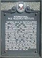IRRI historical marker.jpg