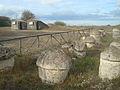 I Tumuli della Doganaccia - Museo archeologico nazionale tarquiniense Tarquinia 07.JPG
