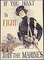 If You Want to Fight^ Join the Marines, ca. 1917 - NARA - 512491.jpg