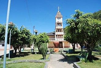 El Oro Province - Iglesia Parque Apartadero