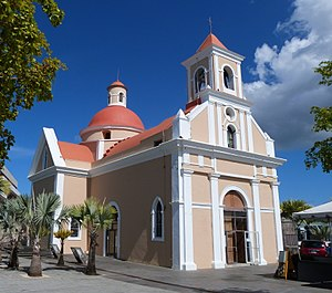 National Register of Historic Places listings in eastern Puerto Rico - Image: Iglesia San Fernando Carolina Puerto Rico