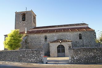 Bahabón - Iglesia de la Asunción.