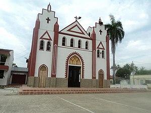 San Bernardo del Viento - Image: Iglesia de San Bernardo del Viento