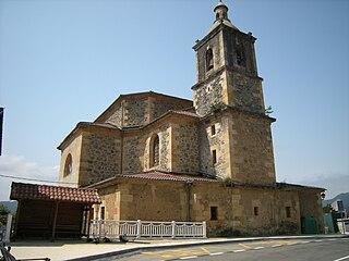 Ajangiz Municipality in Basque Country, Spain