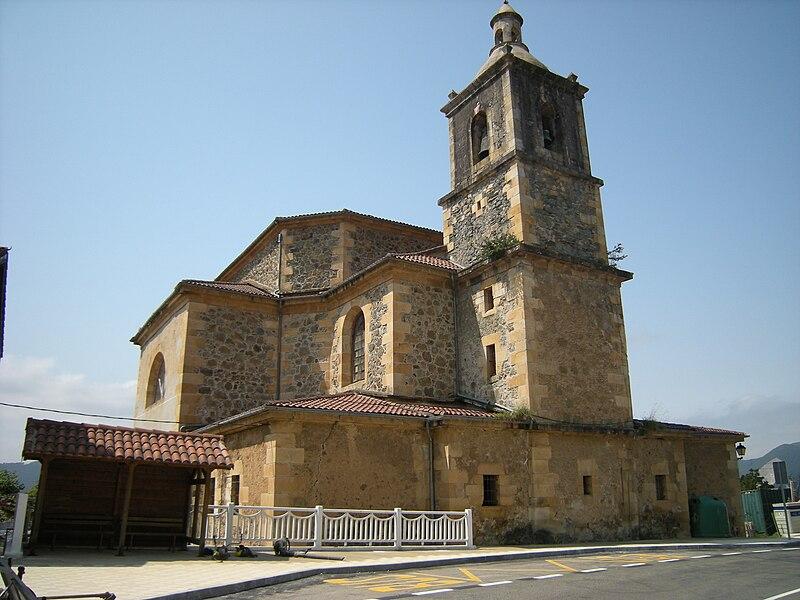 Iglesia de la Ascensión del Señor