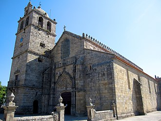 Vila do Conde - Matriz Church