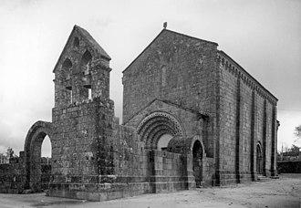 Paços de Ferreira - The monastery of Ferreira
