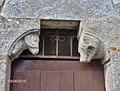 Igrexa románica de Ourantes. Porta lateral.jpg