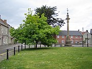 Ilchester, The Market Cross - geograph.org.uk - 431687
