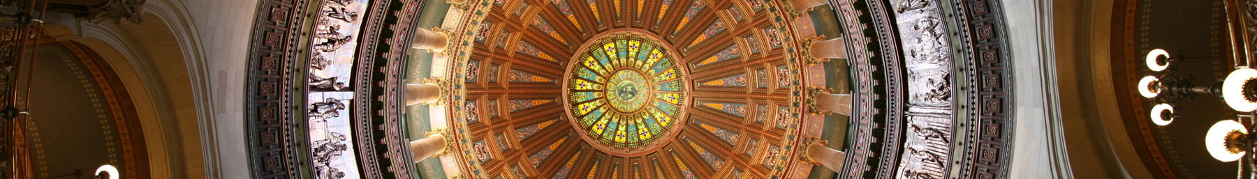 Illinois State Capitol dome banner.jpg