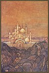 Illustration by Edmund Dulac from One Thousand and One Nights 05.jpg