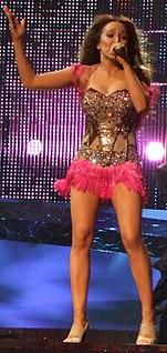 Kalomira Greek-American singer