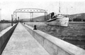 Image of a large Great Lakes passenger vessel, from Curwood's 1909 The Great Lakes -av.png