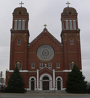 Immaculate Conception Church and School (Omaha, Nebraska) Catholic church in Omaha, Nebraska, United States