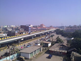 A view of Imphal City Imphal city.jpg