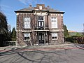 In between Katwijk and Linden (Cuijk, N-Br, NL) former town hall ( ca. 1880 - 1942).JPG