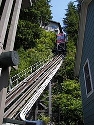 Inclined elevator in Ketchikan, Alaska 2.jpg