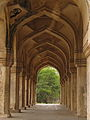 India - Hyderabad - 110 - archways at the Qutub Shahi Tombs (4334426334).jpg