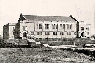 Mens Gymnasium (Indiana University)