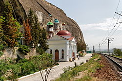 Inkerman Inkerman Cave Monastery Church of Saint Panteleimon IMG 1666 1725.jpg