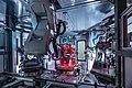 Innenansicht einer Prüfzelle für Turbolader.jpg