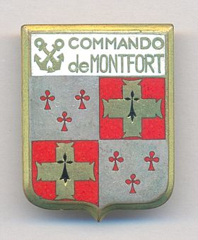 Image illustrative de l'article Commando de Montfort