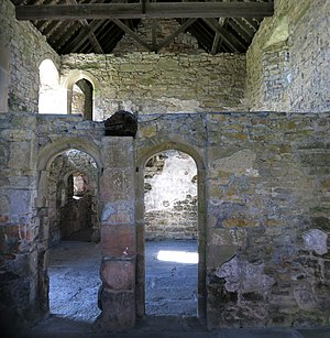 The Abbot's Fish House, Meare - Image: Inside the Fish House (geograph 4158861)