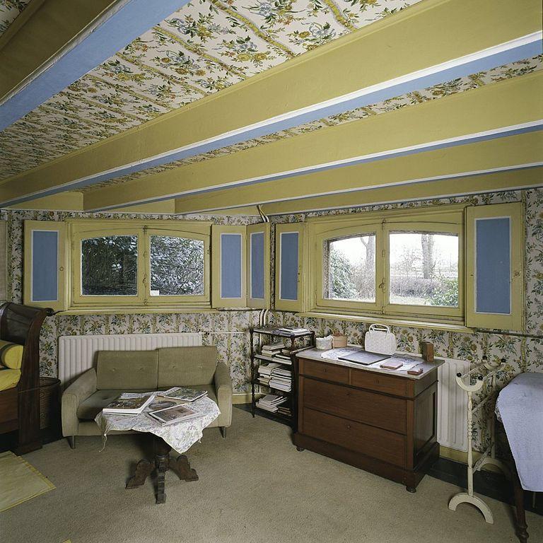 Bestandinterieur overzicht van de slaapkamer op de bel etage sint nicolaasga 20397675 rce jpg