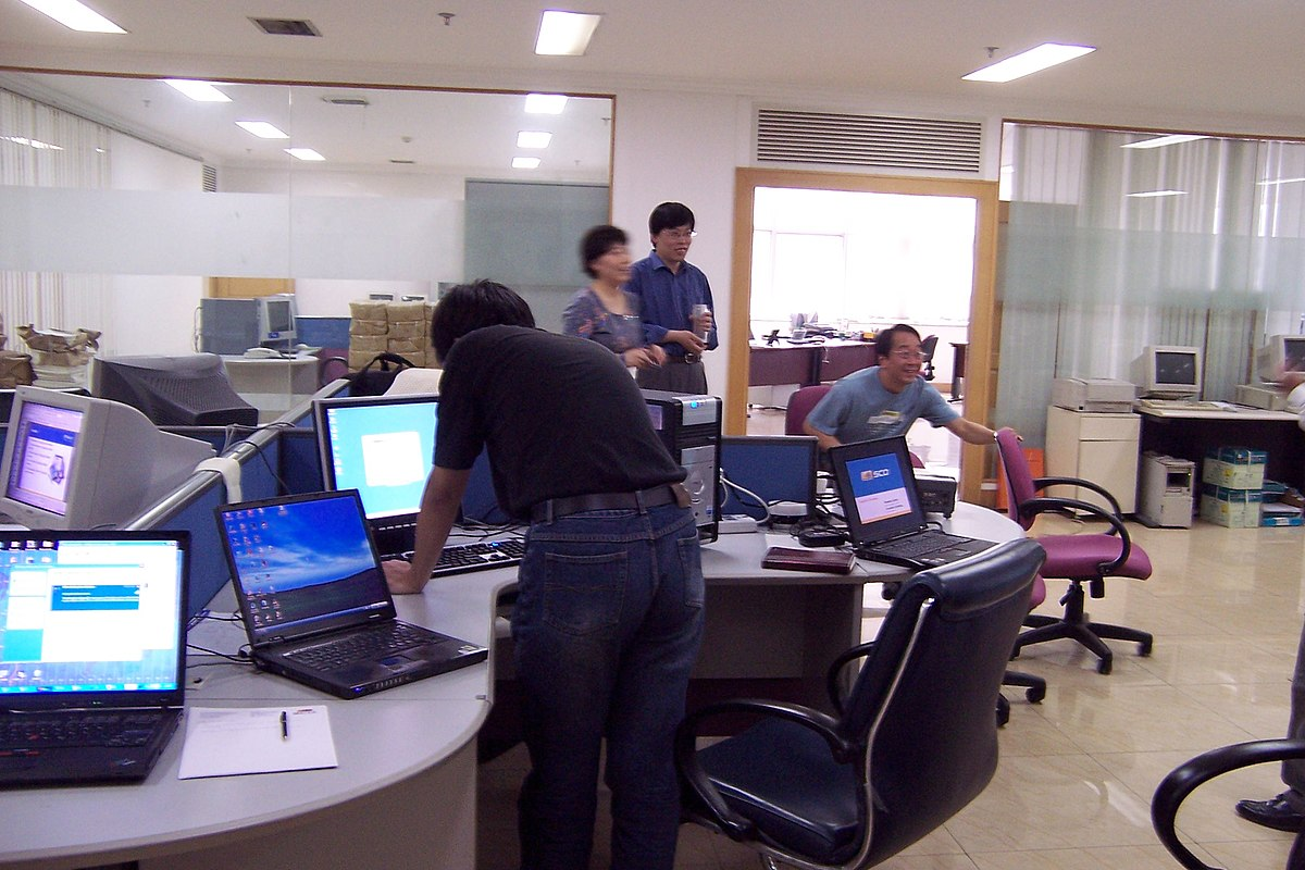 Chinese office