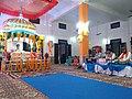 Interior of Shri Guru Singh Sabha Gurdwara, Dibrugarh during Guru Nanakdev Jayanti, 2020.jpg