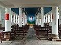 Interior of Zhenning Catholic Church, 30 August 2020j.jpg