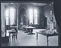 Interior view of Poor Clares Convent, Woodchester, Stroud, early 1900s (7930942698).jpg